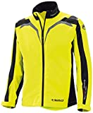 Held Textile Jacket Rainblock Top Black/Neonyellow L