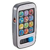 Fisher-Price BHB90 Lernspaß Smart Phone Lernspielzeug mit Liedern Sätzen und blinkenden Lichtern,...