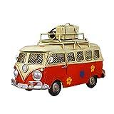 YIJP Piggy Bank, 1PC Weinlese einzigartiger kreativer Bus Durable Geld-Kasten-Piggy Bank-Foto-Rahmen...