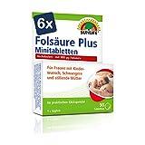SUNLIFE Folsäure 800 Plus Minitabletten:BeiKinderwunsch, in der Schwangerschaft & Stillzeit, 90...