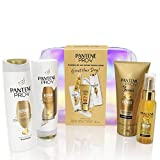 Pantene Pro-V Geschenkset Frauen Repair & Care Shampoo 300ml + Spülung 200ml + 3 Minute Miracle...