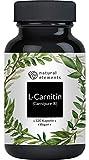 L-Carnitin 3000 - Vergleichssieger 2020* - Premium: Carnipure® von Lonza - 120 Kapseln -...