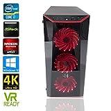 AsRock Gamer PC Intel Core i7 max. 4GHz Radeon RX 580 OC+ 16GB RAM 512GB SSD 1TB HDD