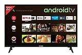 Telefunken XH32AJ600 32 Zoll Fernseher / Android TV (HD ready, Triple-Tuner, Smart TV, Bluetooth)...