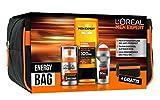 L'Oréal Men Expert Energy Bag mit gratis Kulturtasche, 652 g
