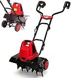 Bodenfräse 1500W 450mm Gartenfräse 55751 Kultivator Motorhacke Gartenhacke Hacke, elektrische...