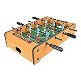 WIN.MAX Mini Tischfussball, Tragbarer Leichter Tischfußball, Kickertisch/Tischkicker für Kinder,...
