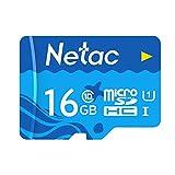 Irfora Speicherkarte 16 GB TF-Karte Micro SD-Karte mit großer Kapazität UHS-1 Class10...