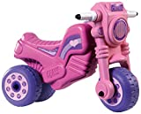 Dohany Rutscher Motorrad Fahrzeug Cross 1 Kinder Laufrad Lauflernrad Pink/Lila