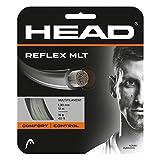 HEAD Unisex-Erwachsene Reflex MLT Set Tennis-Saite, Natural, 15L