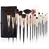 Subsky Make up Pinsel Professionelles 16 pcs pinselset makeup Gesichtspinsel Lidschattenpinsel...