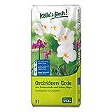 Klle's Beste! Orchideenerde 5 Liter  Spezialerde fr Orchideen mit Spaghnum-Moos  Profisubstrat aus...