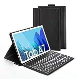 Jelly Comb Beleuchtete Tastatur Hülle für Samsung Galaxy Tab A7 10.4 Zoll T505/T500/T507,...