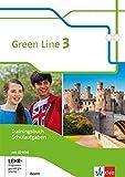 Green Line 3. Ausgabe Bayern: Trainingsbuch Schulaufgaben, Heft mit Lösungen und CD-ROM 7. Klasse...