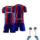 Mantianxing Fußball Trikot Kinder Jungen Herren personalisiertes Fussball Trikots T-Shirt Shorts...