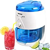 Gino Gelati IC-005 Elektrischer Smoothie Slush Crushed Maker Mixer Ice Shaver