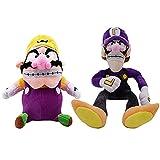 JINGJIANG Super Mario 25CM Anime Plüschtiere Super Mario Wario Waluigi Gaming Peripherals Plüsch...