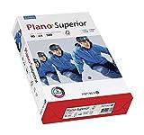Papyrus 88026780 Druckerpapier Planosuperior 90g/m²: DIN-A4, 500 Blatt, hochweißes Premium...