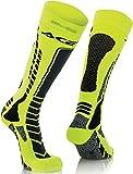 Acerbis MX Pro Motocross Socken schwarz/gelb