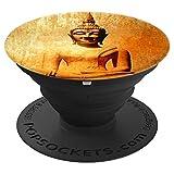 Lord Buddha, buddhistische Philosophie, Buddhismus - PopSockets Ausziehbarer Sockel und Griff für...
