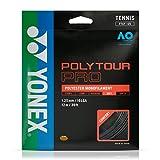 Yonex Saitenset Poly Tour Pro, Schwarz, 12 m, 0195220121000010