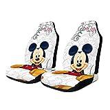 Heavenly Battle Mickey Mouse Set Autositzbezüge Zubehör Set Super Soft Fahrzeug Sitzdekoration...