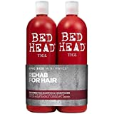 Tigi BED HEAD Urban Antidotes Resurrection Repair Shampoo 750 ml und Conditioner 750 ml