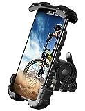 Lamicall Handyhalterung Fahrrad, Handyhalter Motorrad - Universal 360 Drehung Outdoor Fahrrad Halter...