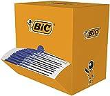 BIC Kugelschreiber Cristal Value Pack – 150 Kulis in Blau – Strichstärke 0,4 mm –...