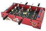 Carromco Football Table Tischfußball Mini Kicker Tischkicker Fußball
