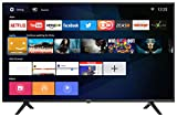 Coocaa 55S3N-E 55 Zoll UHD Smart LED Fernseher (139 cm), Triple Tuner, Prime Video, Netflix, YouTube...