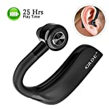 GRDE Bluetooth Headset Handy 25 Stunden Business Headset Bluetooth V4.2 Bluetooth Kopfhörer Sport...
