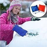 YangYe Auto-Schnee Schub, Auto-Reinigungs-Schnee-Schaufel-Auto Schnee Scraper Entfernen Handschuhe...
