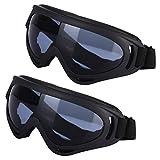 Yizhet Skibrille Snowboard Brille Skibrille Schutzbrille Motocross Goggle Sportbrille Schneebrille...