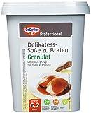 Dr. Oetker Professional Delikatess-Soe zu Braten, Granulat in 720 g Dose