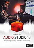 SOUND FORGE Audio Studio 13 1 Device Perpetual License PC Disc Disc