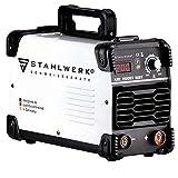 STAHLWERK ARC 200 ST IGBT - Schweißgerät DC MMA/E-Hand Welder mit echten 200 Ampere sehr kompakt,...