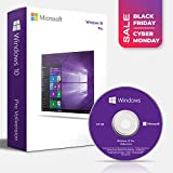 Windows 10 Professional 64 Bit OEM DVD - 1 Lizenz - Deutsch - Betriebssystem Windows 10 Vollversion...