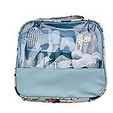 lulongyansf Babypflege Und Beauty Kit Nagelpflege-Set Mit Nagelknipser Pinsel Datei Schere Baby Kamm...