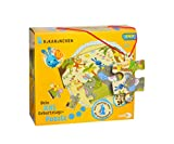 Noris 606031719 XXL Riesenpuzzle, Kikaninchen - mit 45 Teilen (Gesamtgröße: 64 x 44 cm) - für...