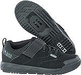 Ion Rascal Amp MTB/Dirt Fahrrad Schuhe schwarz/grau 2021: Größe: 39
