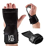 LEGEND Zughilfe-Handgelenksbandage-Grippad-Cobra fr Bodybuilding, Fitness, Crossfit, Krafttraining,...