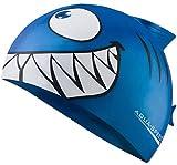 Aqua Speed Set Kids Swimming Cap | Badekappe Mädchen & Jungen | Kinder Schwimmkappe wasserdicht |...