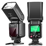 Neewer NW635 TTL GN58 Blitz Speedlite mit LCD Display Kompatibel mit spiegellosen Sony MI...