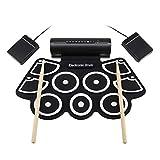 Gxianwengen Dicke Silikonhand Rolle Trommeln Trommeln USB elektronische Drums