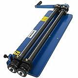 Rundbiegemaschine Manuell 460 mm (18 Zoll) Sickenmaschine 1,2mm Kapazität Bördelmaschine mit 6...