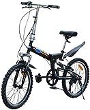 Faltendes Fahrrad faltendes Fahrrad Aluminium für Männer für Frauen für Erwachsene Leichte...