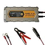 Q-Batteries Multifunktions-Ladegerät 12V 10A für Blei- und Lithium-Akkus