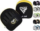 RDX Handpratzen Kinder Kampfsport Boxen Pads Boxpads Schlagpolster Boxpratzen Junior MMA Kickboxen...