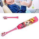 Cartoon elektrische Zahnbürste, praktisch für den Gebrauch Sichere und umweltfreundliche...